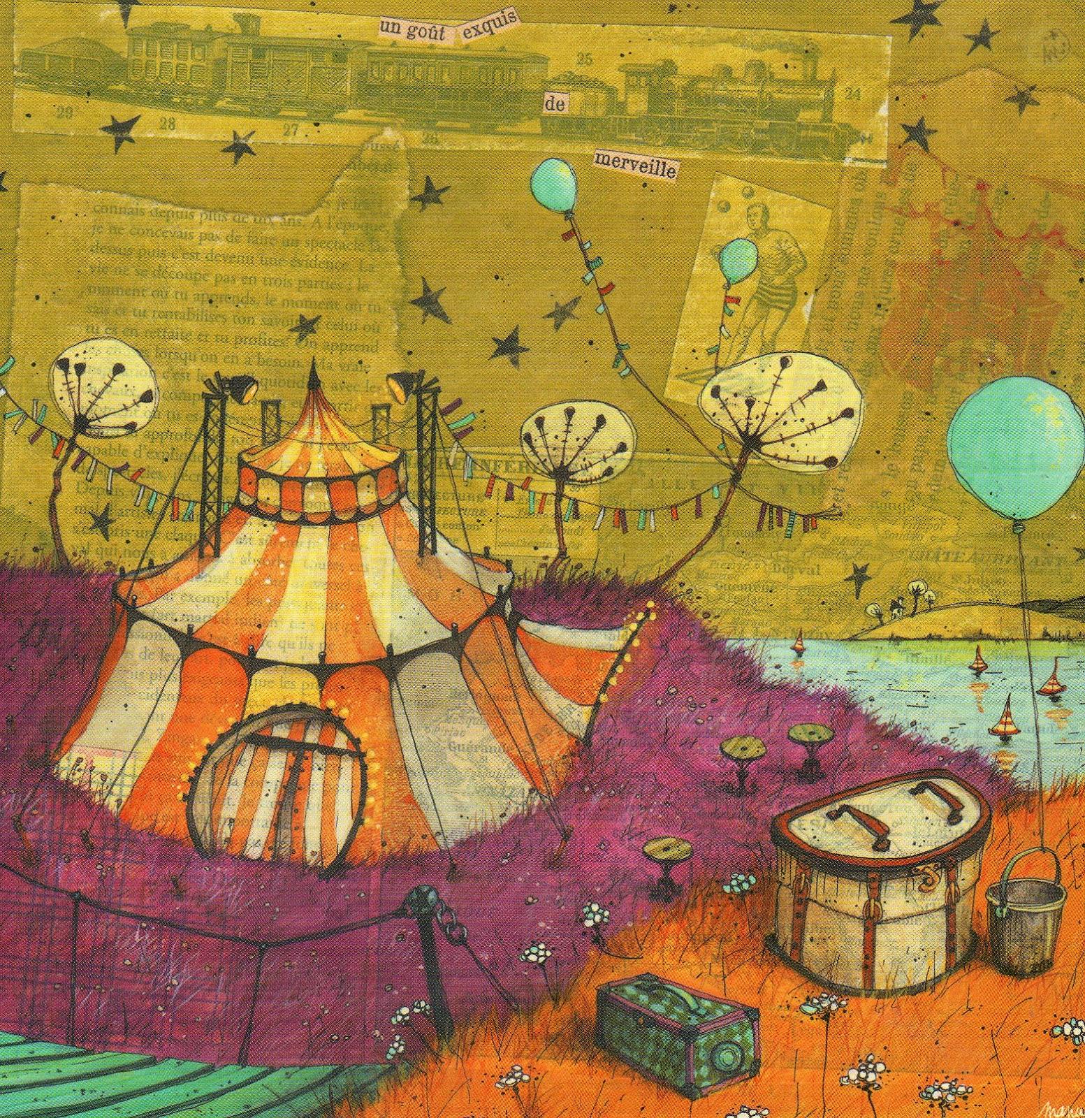 bon anniversaire cirque