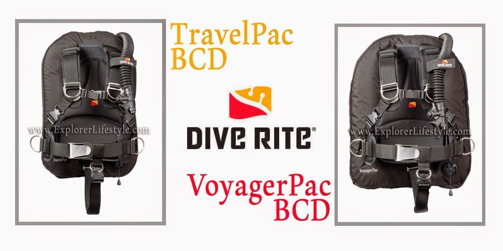 Where to buy Dive Rite BCD in Malaysia