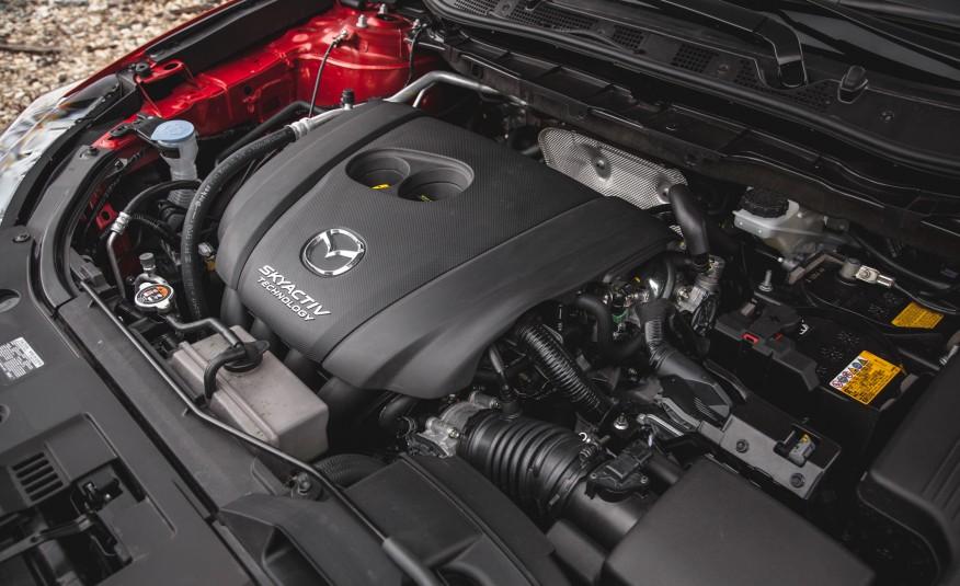 Công nghệ hiện đại Skyactiv của Mazda giúp nâng tầm hiệu quả của xe