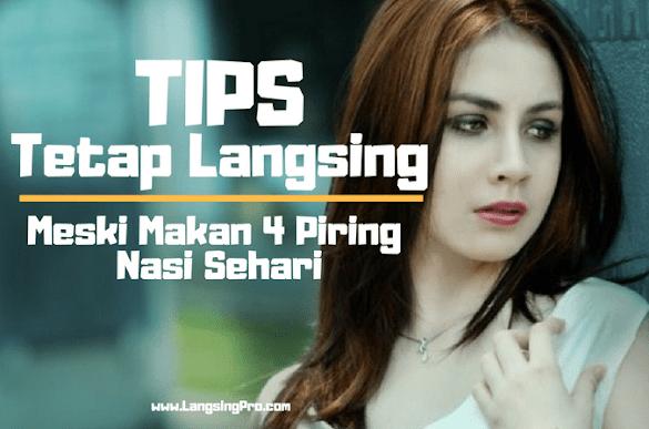 Arumi Bachsin Berbagi Resep Langsing, Meski Makan 4 Piring Nasi Sehari. Ini Tips-nya!