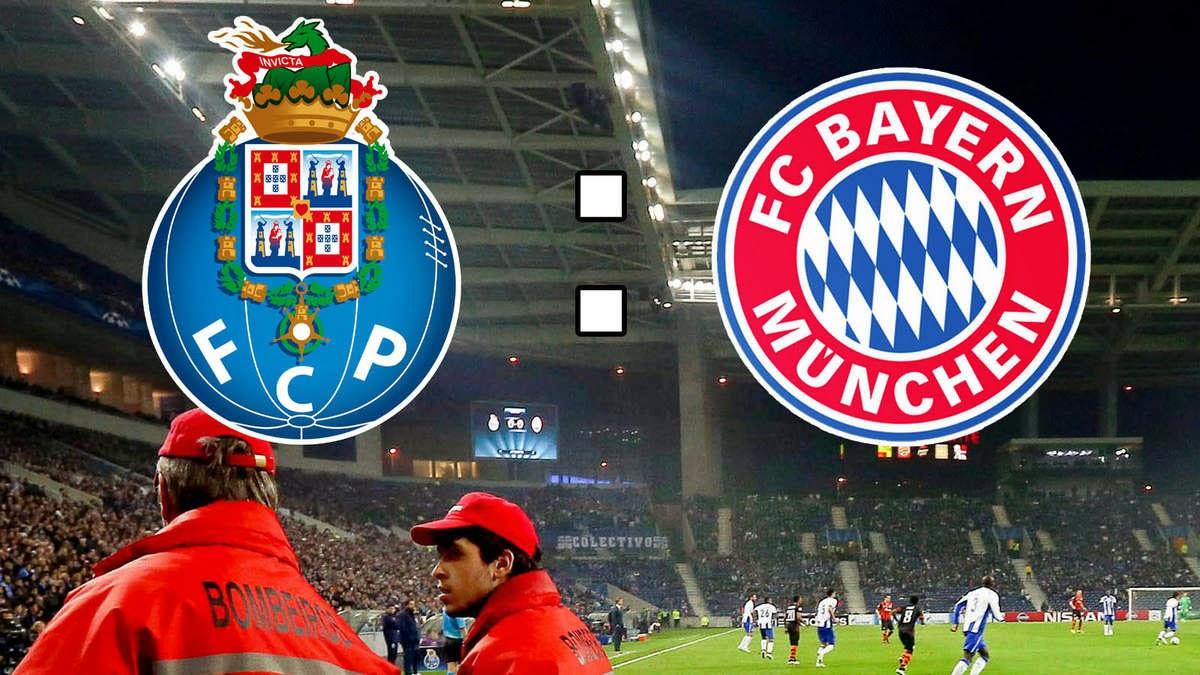 Aufstellung Bayern Porto
