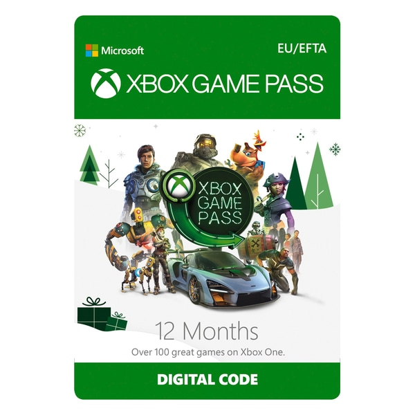 WIN A 12-month Xbox Game Pass