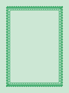 Download Sisipan Kosong Buku Yasin Hijau
