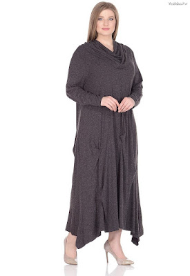 Vestidos largos plus size