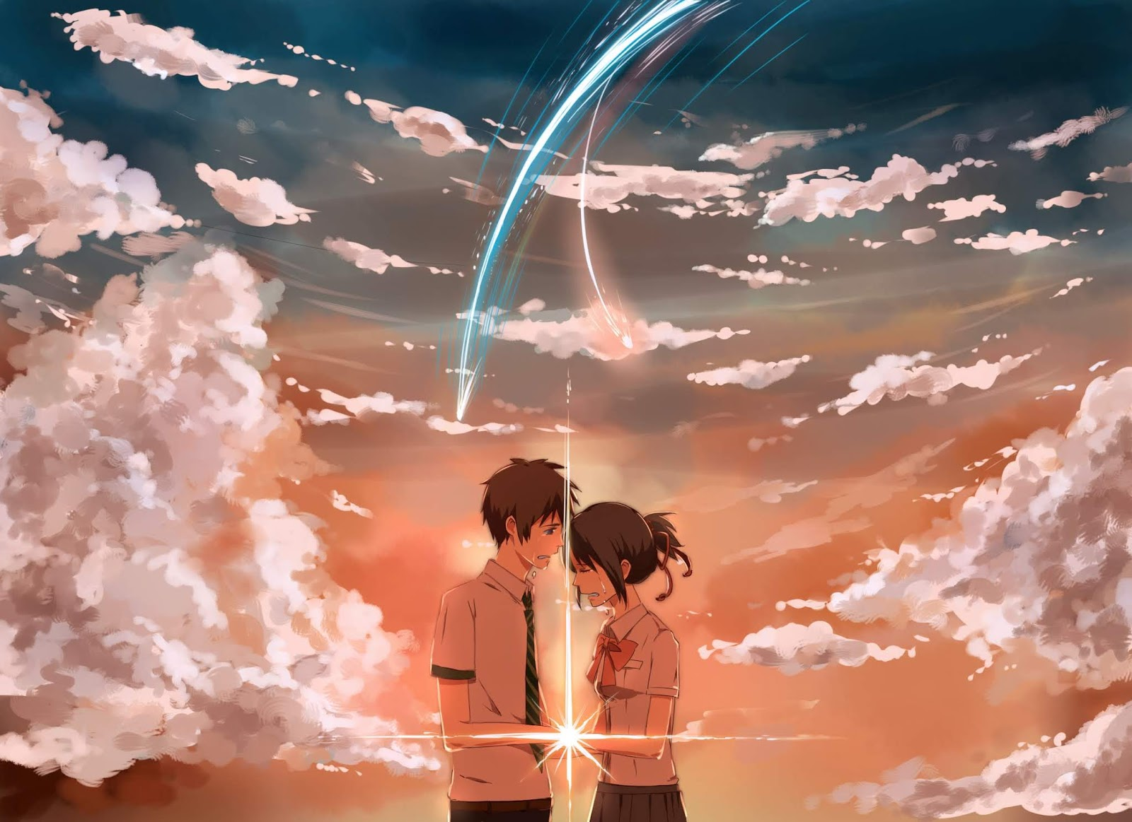 AowVN%2B%252839%2529 - [ Hình Nền ] Anime Your Name. - Kimi no Nawa full HD cực đẹp | Anime Wallpaper
