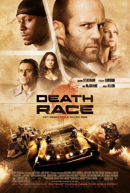 Death Race - Movie Poster