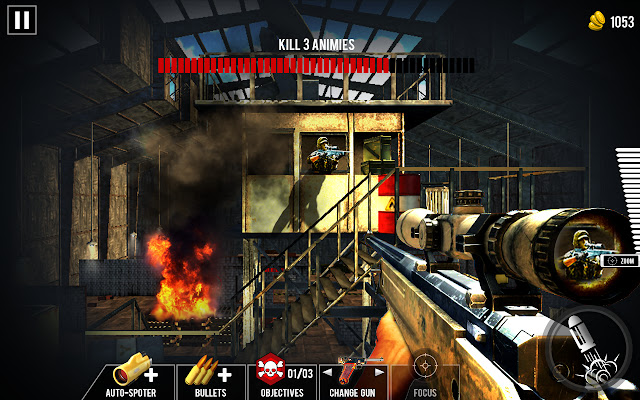 Elite Killer Commando Assassin hile apk