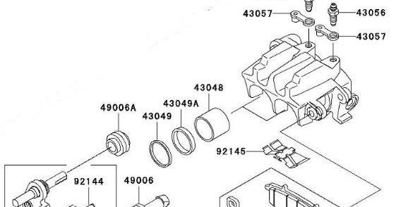 Tear it up, fix it, repeat: 1500 Classic Dual Piston Rear