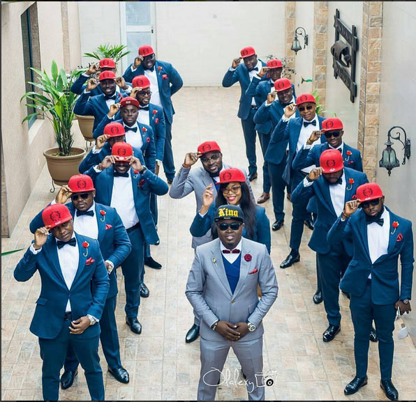 This Lagos wedding has all the features of #WeddingGoals