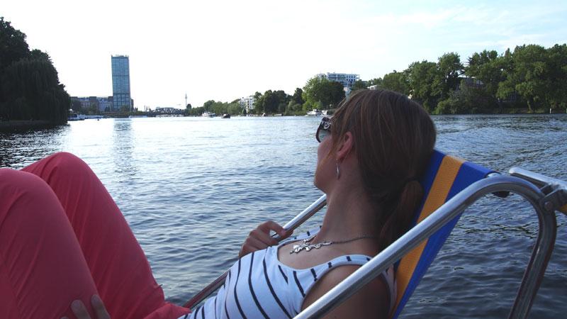 Berliinivinkit: kesäinen Berliini