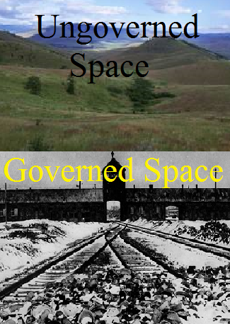 Governed Space vs. Ungoverned Space