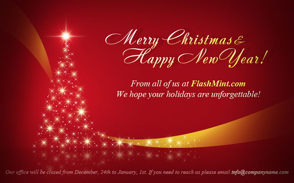 Free christmas ecards for email