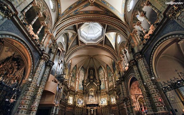 Visita ao Mosteiro de Montserrat