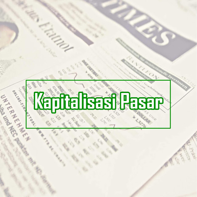 Data Kapitalisasi Pasar 2018