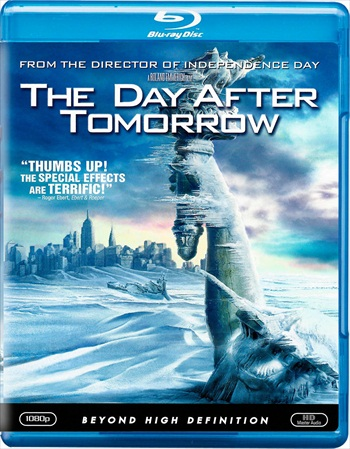 The Day After Tomorrow 2004 Dual Audio Hindi 480p BluRay 350mb