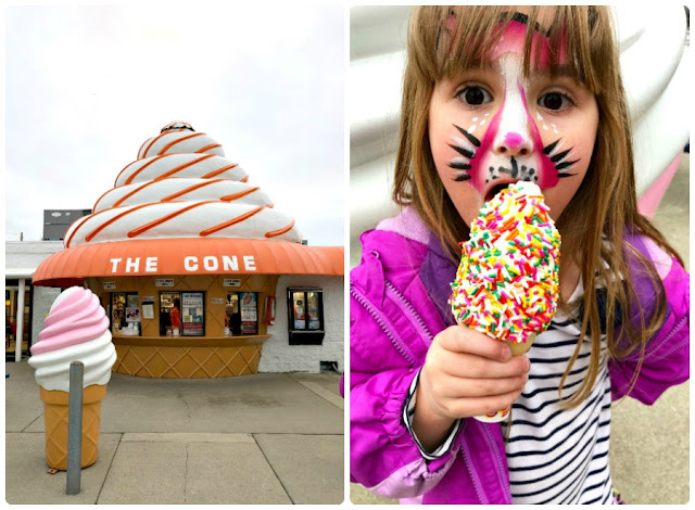 The Cone has been a staple in Butler County, Ohio since 1995, but the Wren family has been churning premium ice cream since 1973.