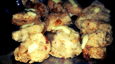 Try This Delicious Cheese Chicken Nuggets With Cheese