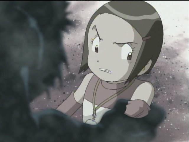Ghost Data Girls Love Wallpaper Digimon System Restore Zero Two Episode 13 His Master S