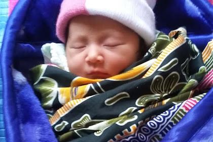 Hifzha Adiba Nama Pilihan Untuk Putri Pertama AMH