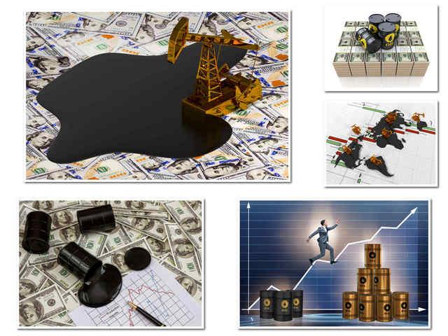 5 صور عالية الجودة لتجارة النفط