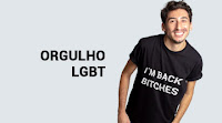 Camisetas de Orgulho LGBT