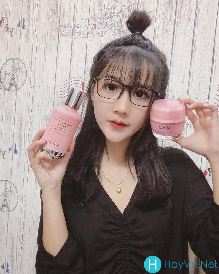 Model Linh Trần | E-CUP