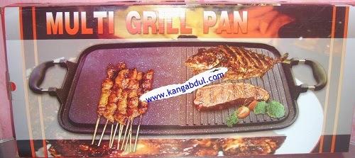 Multi Grill Pan Panggangan Sosis