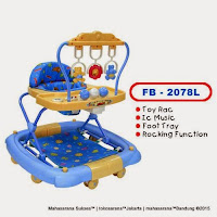 Baby Walker Family FB2078 Hanging Toys Rocker