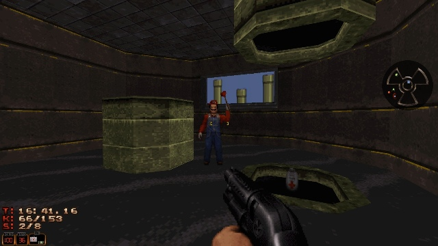 Download Duke Nukem 3D Atomic Edition PC Gameplay