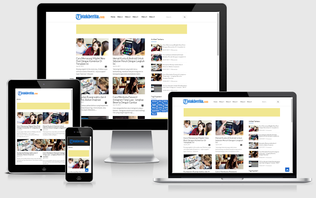 Download Template Simplify 3.2 Responsive Blogger Template