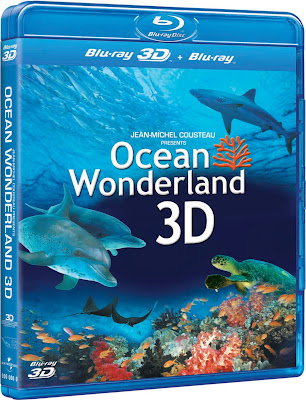 Ocean Wonderland 2003 2D 3D BD25 Latino