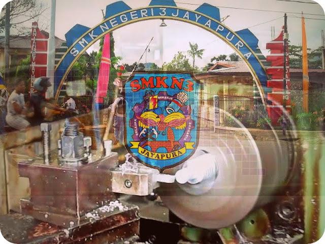 Banyak Mesin Tua di SMKN 3 Kota Jayapura
