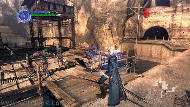 Devil May Cry 4 Special Edition High Comprees