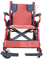 Karma KM 2500 Small Wheel Wheelchair