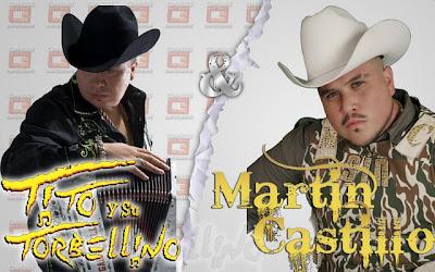Martin Castillo, Buchones De Culiacan, Jr. De Culiacan & Tito Y Su Torbellino - Mi Compa Rangel (2012)