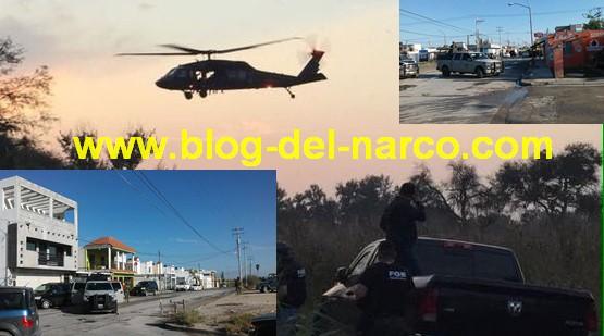 """Vídeos: Helicoptero Artillado de la Marina barre con mas de 10 sicarios del """"TORO""""  líder del CDG"""