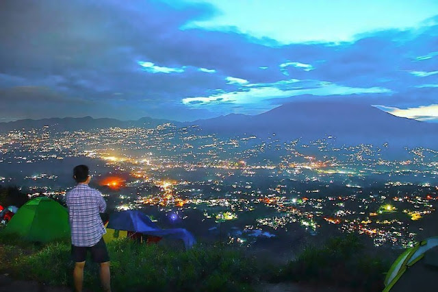 Destinasi Wisata Bukit Alesano Bogor