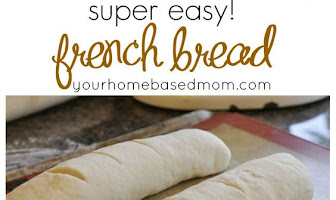 Easy French Bread Recipe