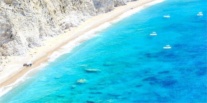 Corfù: le spiagge più belle