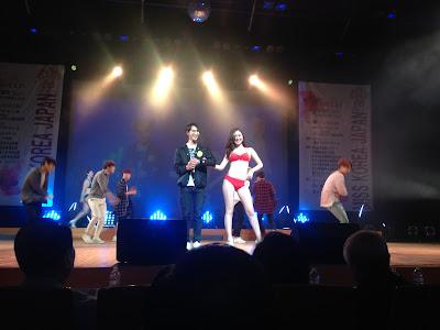 ミスコリア日本選抜大会 2016 NAUGHTY BOYS