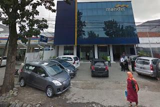 Lokasi ATM MANDIRI Setor Tunai (CDM) Kota BANDUNG