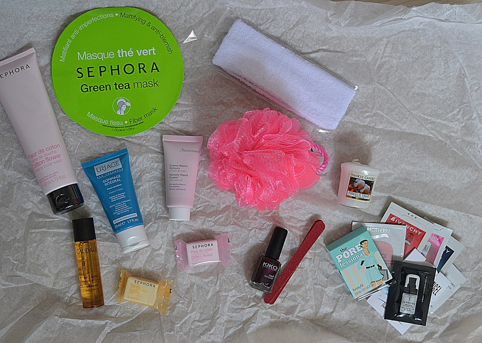 Beliebt Lipstick,mascara and others: Idée cadeau de Noël : DIY Cocooning box ! OG78
