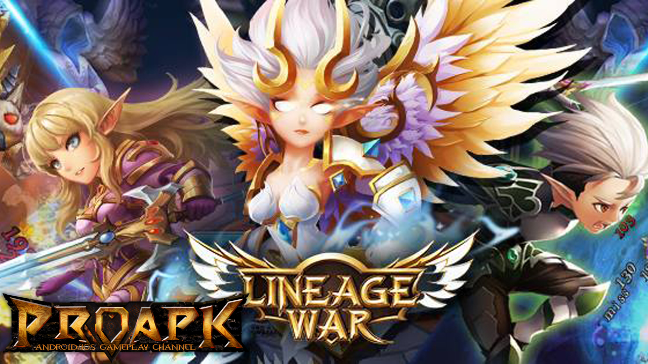 Lineage War-Global 3D ARPG