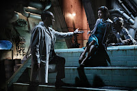 Michael Stuhlbarg, Doug Jones and Sally Hawkins in The Shape of Water (10)
