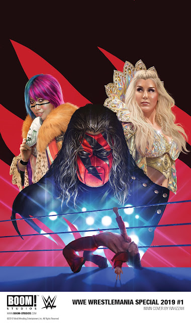 WWE WRESTLEMANIA 2019 SPECIAL #1