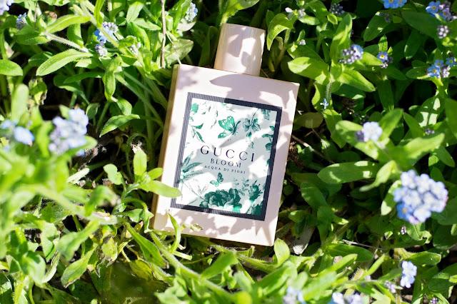 Self Care Scents and 5 Spring Fragrances feat Gucci Bloom Acqua Di Fiori