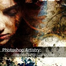 Photoshop Artistry Fine Art GRUNGE Class. Click to find out more.