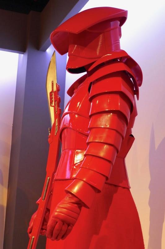 Elite Praetorian Guard costume Star Wars Last Jedi