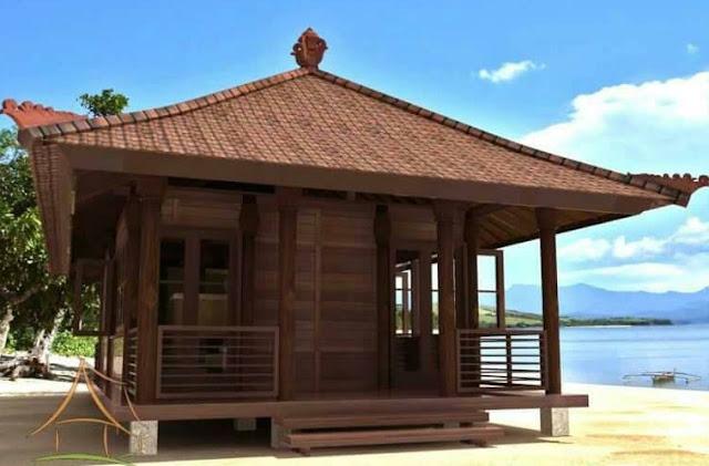 rumah kayu jati resort
