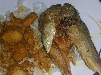 Sahur Ikan Kering